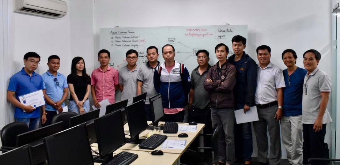 BẾ GIẢNG KHÓA MICROSOFT AZURE SOLUTIONS ARCHITECT EXPERT