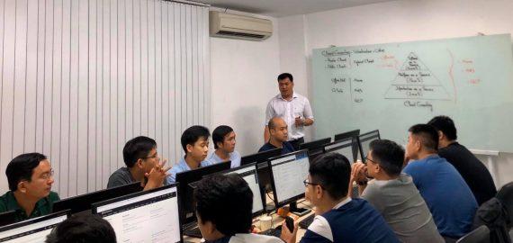 KHAI GIẢNG KHÓA AZURE SOLUTIONS ARCHITECT EXPERT